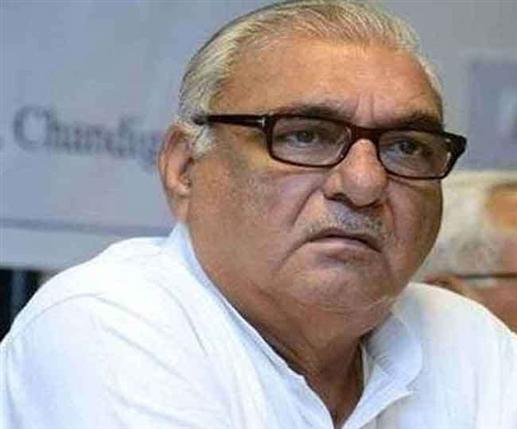 Former Haryana CM Bhupinder Singh Hooda effected with coronavirus