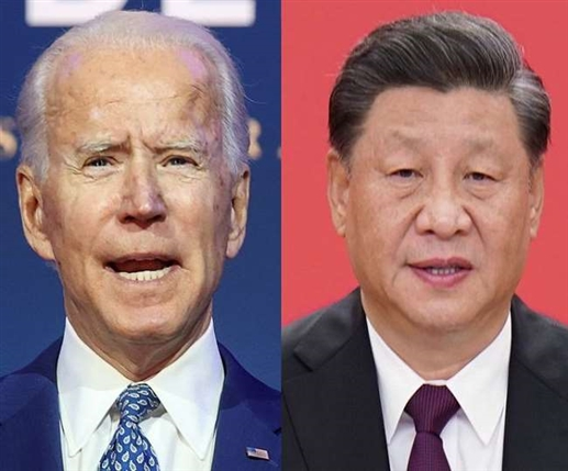 US China Biden and Xi Jinping to hold virtual meeting on climate change