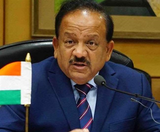 Health Minister Harshvardhan says all possible help is being given to states to fight corona