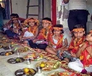 Navratri 2021 Kanya Pujan : ਨਰਾਤਿਆਂ 'ਚ ਕੀ ਹੈ ਕੰਜਕਾਂ ਬਿਠਾਉਣ ਦਾ ਮਹੱਤਵ, ਜਾਣੋ ਇੱਥੇ