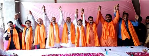Emergency meeting of leaders of various Hindu organizations important decisions taken on various issues