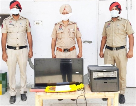 three thief arested by police punjabijagran news