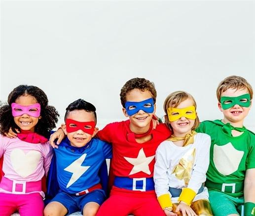 Make children the creators of beautiful fantasies