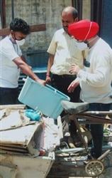 ਡੇਂਗੂ ਲਾਰਵਾ ਮਿਲਣ 'ਤੇ 10 ਫੈਕਟਰੀਆਂ ਨੂੰ ਸਫ਼ਾਈ ਸਬੰਧੀ ਨੋਟਿਸ ਜਾਰੀ
