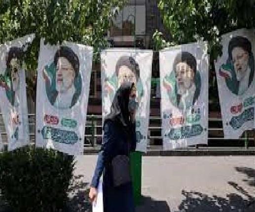 Iran Presidential Election 2021 Votes cast in Iran presidential election Ibrahim Raisi claim strong