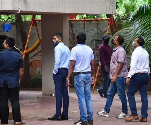 Rhea Chakraborty Drugs Case NCB Mumbai deatained one Rahil Vishram with 1 kg charas