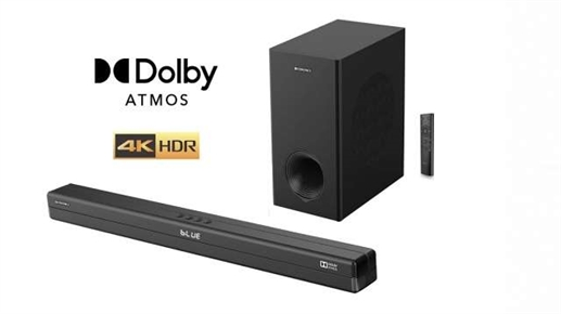 Zebronics launches new Dolby Atmas soundbar in India priced at Rs 17999