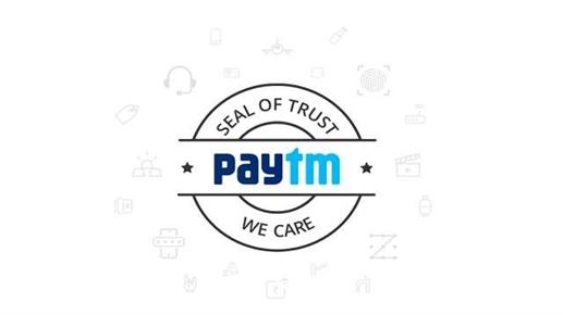 Google Play Store Paytm