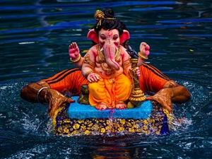 Ganesh Visarjan 2021 : ਗਣੇਸ਼ ਵਿਸਰਜਣ ਦੇ ਸਮੇਂ ਧਿਆਨ ਰੱਖੋ ਇਹ ਗੱਲਾਂ, ਜਾਣੋ ਸ਼ੁੱਭ ਮਹੂਰਤ ਤੇ ਪੂਜਾ ਵਿਧੀ