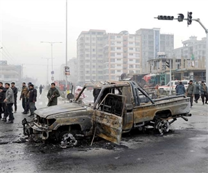 Afghanistan Blast : ਅਫ਼ਗਾਨਿਸਤਾਨ ਦੇ ਜਲਾਲਾਬਾਦ 'ਚ IED ਬਲਾਸਟ, 20 ਲੋਕਾਂ ਦੇ ਜ਼ਖ਼ਮੀ ਹੋਣ ਦੀ ਖ਼ਬਰ