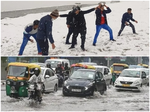 Weather Updates Weather curves in a large part of the country snowfall and heavy rains in the mountains find out where the bad weather