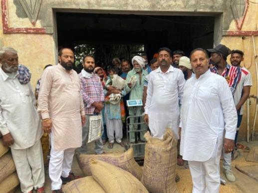Public welfare schemes being delivered door to door: Manoj Arora