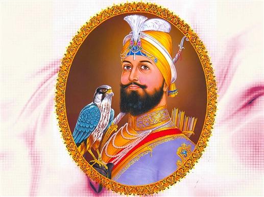 Guru Gobind Singh Ji the Leader of Humanity