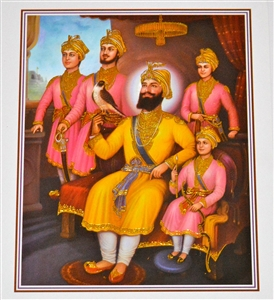 Parkash Purb of sri Guru Gobind Singh Ji