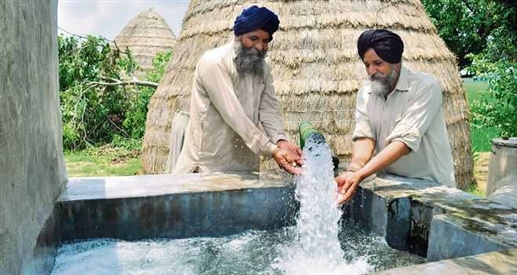 Water crisis in Punjab