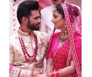 Rahul Vaidya ਤੇ Disha Parmar ਦਾ ਹੋਇਆ ਵਿਆਹ, ਵੀਡੀਓ ਨੇ ਸੋਸ਼ਲ ਮੀਡੀਆ 'ਤੇ ਮਚਾਈ ਧੂਮ
