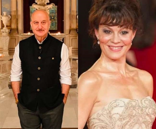 Helen McCrory  Anupam Kher was moved by the memory of Harry Porter