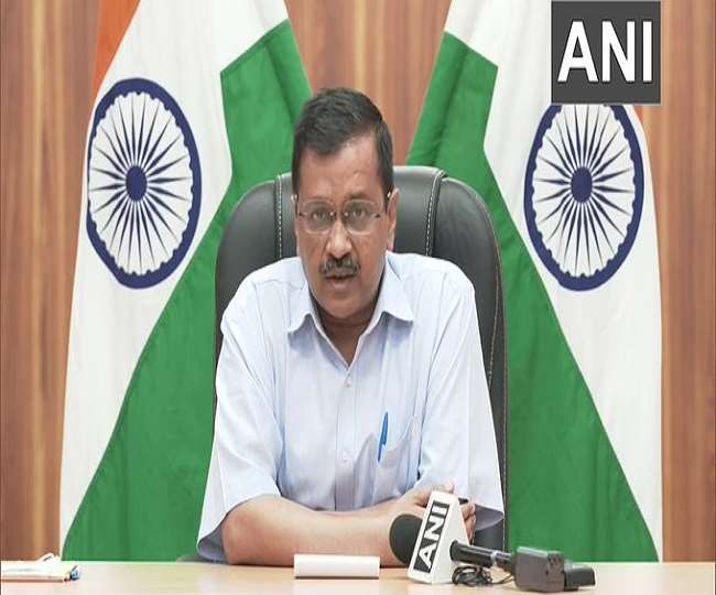 Lockdown in Delhi Arvind Kerjiwal announced 6 days lockdown in Delhi