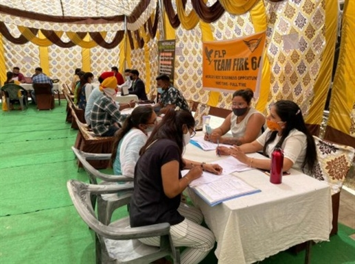 Employment of 307 youths in job fair held at Adampur