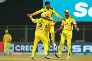 IPL 2021 CSK Vs Royals CSK beat Royals Rajasthan batsmen caught in spin by Moin Ali and Jadeja