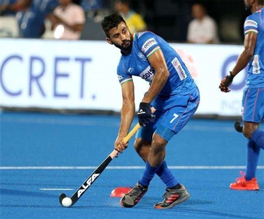 EXCLUSIVE INTERVIEW Our team practicing in the afternoon to adapt to the situation in Japan says Manpreet Singh
