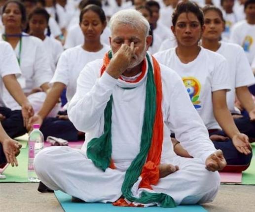 PM Modi will address the main program of International Yoga Day