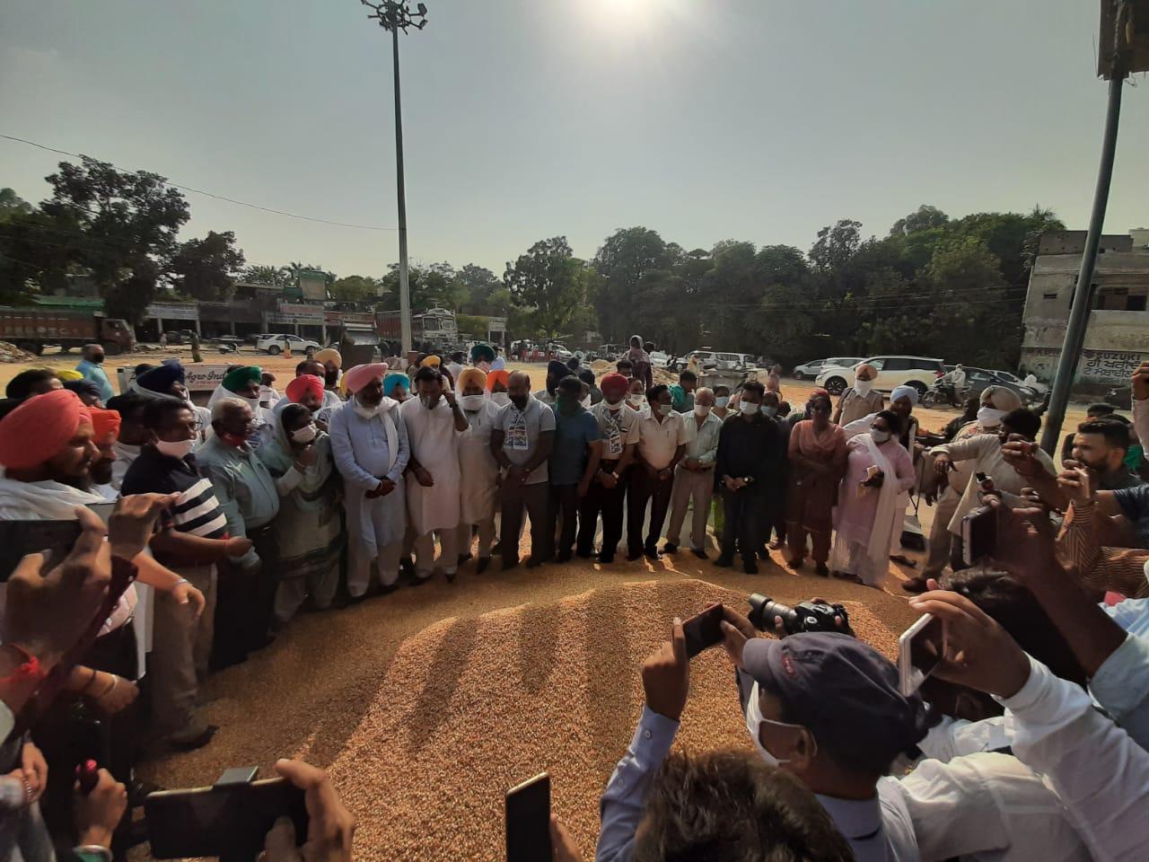 harpal cheema statement on bjp