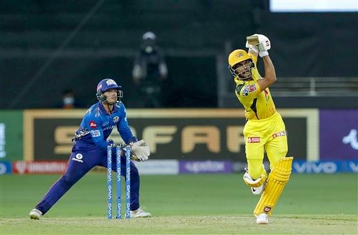 CSK s winning start beating Mumbai Indians by 20 runs