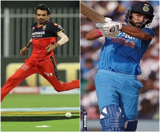 IPL 2020 Yuvraj Bole Punjab will play in play offs then Chahal replied  Brothers should we come back to Indiaq