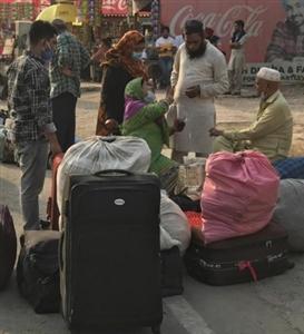 73 Indians stranded in Pakistan during lockdown return home