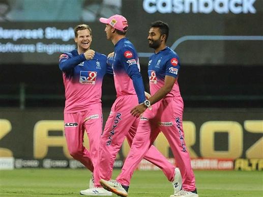 Rajasthan beat Chennai by seven wickets Butler brilliant half century