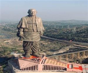 ਸੈਲਾਨੀ ਕ੍ਰਿਪਾ ਧਿਆਨ ਦਿਓ...28 ਅਕਤੂਬਰ ਤੋਂ 1 ਨਵੰਬਰ ਤਕ ਬੰਦ ਰਹੇਗਾ Statue of Unity