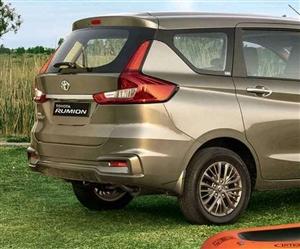 Maruti Ertiga ਬੇਸਡ Toyota Rumion MPV ਭਾਰਤ 'ਚ ਹੋਵੇਗੀ ਲਾਂਚ, ਕੰਪਨੀ ਨੇ ਟਰੇਡਮਾਰਕ ਕੀਤਾ filed