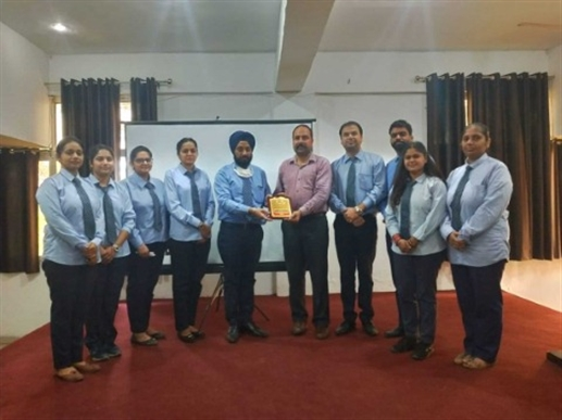 Guest Lecture on Learning at AS Group of Institutions Khanna