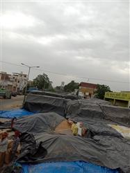Punjab Weather : ਖ਼ਰਾਬ ਮੌਸਮ 'ਚ ਫ਼ਸਲ ਨੂੰ ਤਰਪਾਲਾਂ ਦਾ ਸਹਾਰਾ, ਸਵੇਰੇ ਹੋਈ ਕਿਣਮਿਣ ਤੋਂ ਆੜ੍ਹਤੀ ਤੇ ਕਿਸਾਨ ਡਰੇ