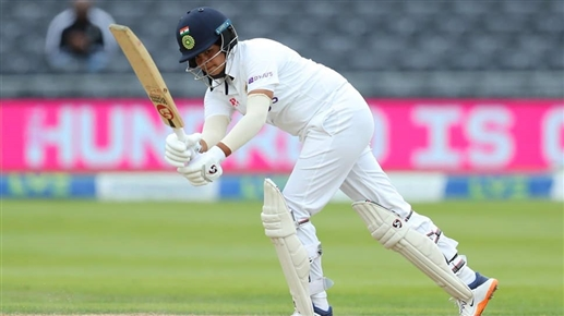 Ind vs Eng Women Test draw between India and England Shefali Verma named Player of the Match