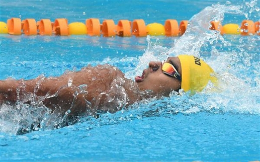 Indian swimmers miss out on Olympics despite winning gold in Trophy Swimming Championships