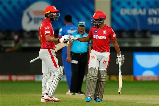 Kings XI Punjab defeated Delhi Capitals by 5 wickets