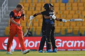 Namibia beat Netherlands by six wickets