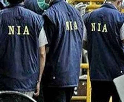 NIA raids in Kashmir NIA raids 11 places in Kashmir several arrests likely