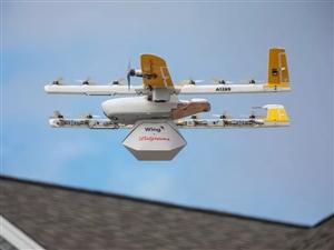 Google First Drone Delivery : ਗੂਗਲ ਨੇ ਅਮਰੀਕਾ 'ਚ ਕੀਤੀ ਡਰੋਨ ਰਾਹੀਂ ਪਹਿਲੀ ਡਲਿਵਰੀ