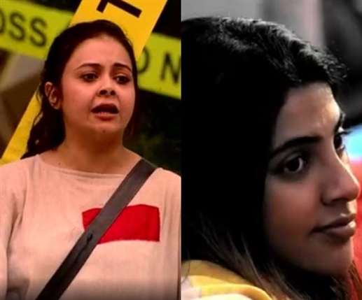 Bigg Boss 14 Nikki Tamboli reminds Devolina Bhattacharjee of MeToo find out what the controversy was