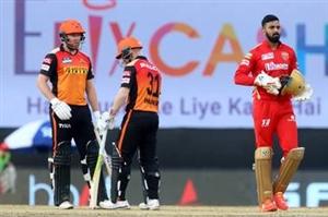 IPL 2021, PBKS vs SRH : ਪੰਜਾਬ ਦੀ ਲਗਾਤਾਰ ਤੀਸਰੀ ਹਾਰ, ਹੈਦਰਾਬਾਦ ਨੇ 9 ਵਿਕਟਾਂ ਨਾਲ ਹਰਾਇਆ