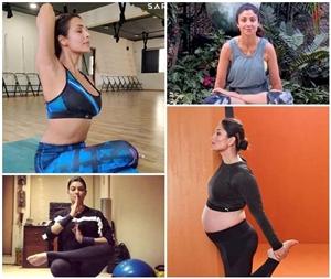 International Yoga Day: ਯੋਗਾ ਨਾਲ ਖ਼ੁਦ ਨੂੰ ਫਿੱਟ ਰੱਖਦੀਆਂ ਨੇ ਇਹ ਅਦਾਕਾਰਾਂ, ਸ਼ਿਲਪਾ ਸ਼ੈੱਟੀ ਤੋਂ ਮਲਾਇਕਾ ਅਰੋਡ਼ਾ ਤਕ ਦਾ ਨਾਂ ਸ਼ਾਮਲ