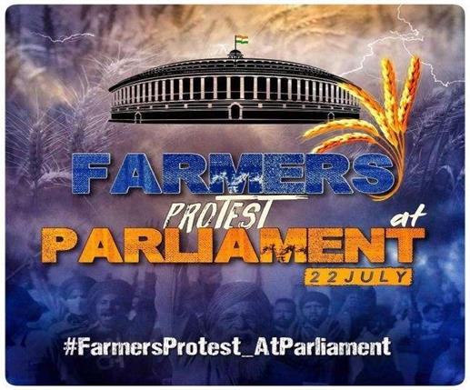 Farmers Protest at Jantar Mantar: ਜੰਤਰ-ਮੰਤਰ 'ਚ ਕਿਸਾਨਾਂ ਦਾ ਪ੍ਰਦਰਸ਼ਨ ਅੱਜ ਤੋਂ, ਜਾਣੋ ਪੂਰੀ Planning, ਸੁਰੱਖਿਆ ਵੀ ਵਧਾਈ
