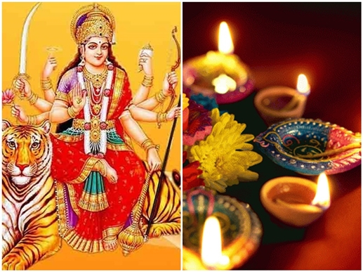 navratri on 17 october diwali on 14 november people are happy with the delay of festivals