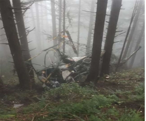 Army helicopter Crash: ਪਤਨੀਟਾਪ ਸ਼ਿਵਗੜ੍ਹ ਧਾਰ ਖੇਤਰ 'ਚ ਫ਼ੌਜ ਦਾ ਹੈਲੀਕਾਪਟਰ ਹਾਦਸਾਗ੍ਰਸਤ, ਪਾਇਲਟ ਤੇ ਕੋ-ਪਾਇਲਟ ਜ਼ਖਮੀ