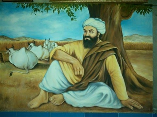 Bhagat Dhanna ji who makes you blessed with devotion