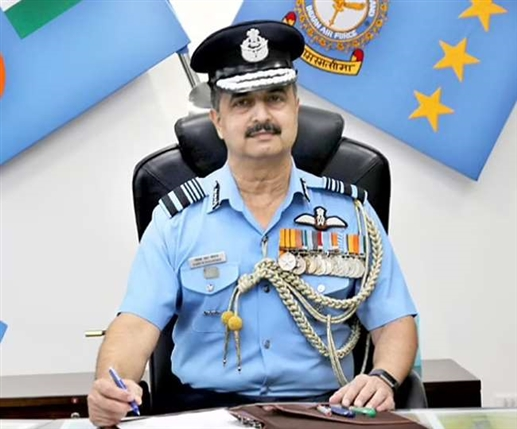Air Marshal VR Chaudhary to be India new Chief of Air Staff RKS Bhadauria retiring