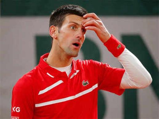Novak Djokovic will not play in the Paris Masters tennis tournament